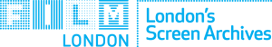 Logo for London's Screen Archives