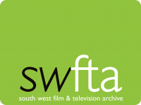 Logo for South West Film and Television Archive