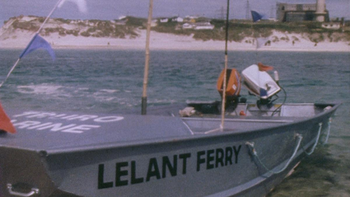 Lelant to Hayle Ferry