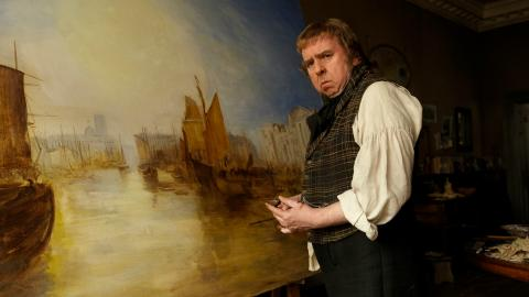Mr. Turner from The Arts on Film