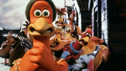 Chicken Run from Animated Britain