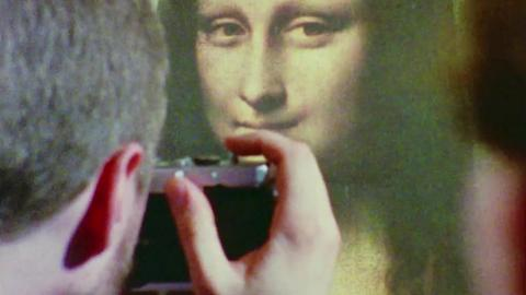 Mona Lisa from The Arts on Film