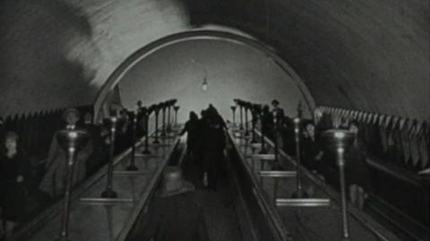 Restoring Underground