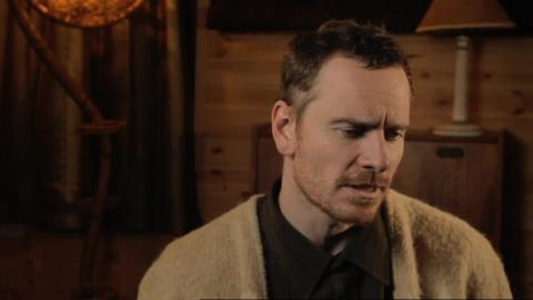 Michael Fassbender Discusses the Making of Frank (Q&A)