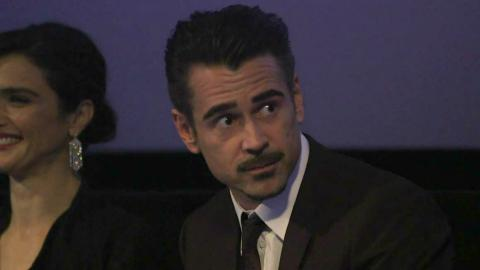 Lobster Q&A with Rachel Weisz and Colin Farrell