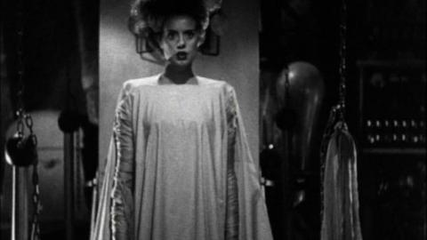 Neil Gaiman on Bride Of Frankenstein
