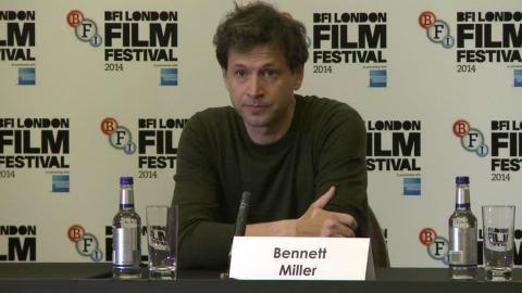 Bennett Miller and Steve Carell on Foxcatcher