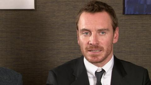 Michael Fassbender and Steve McQueen on Shame (Interview)