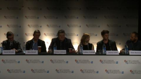Great Expectations (Press conference)