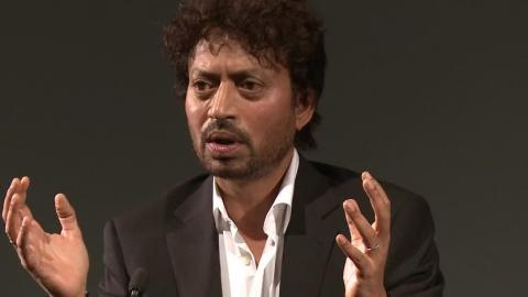 Bollywood Star Irrfan Khan Discusses His Career (Q&A)