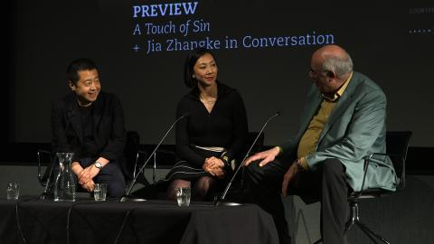 Jia Zhangke on A Touch of Sin and A Changing China (Q&A)