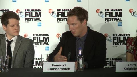 Imitation Game (Press conference)