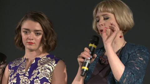 Carol Morley and Maisie Williams on The Falling