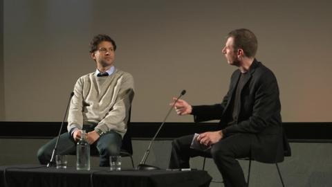 Director Bennett Miller in conversation