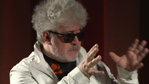 Pedro Almodóvar in Conversation