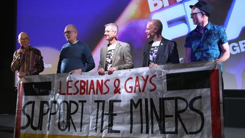 Lesbians & Gays Support The Miners Activists on Pride (Q&A)