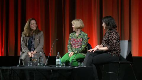 The Falling Q&A with Carol Morley and Greta Scacchi