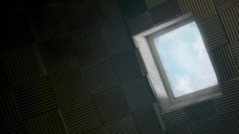 Es Devlin - Favourite Room scene