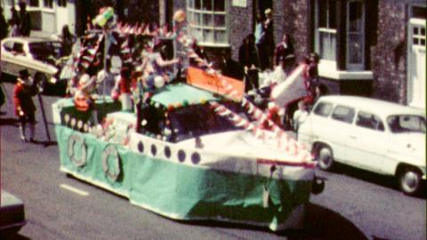 Skelton Carnival 1974; Skinningrove 1970