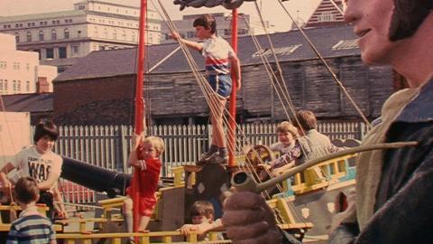 Liverpool Tall Ships