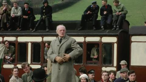 Camwell Personal Film No. 61: Reopening of Welshpool & Llanfair Railway