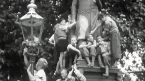 Berlin and the Olympics, 1936