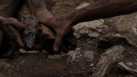 An Exchange for Fire: Help  (Film London Jarman Award 2012)