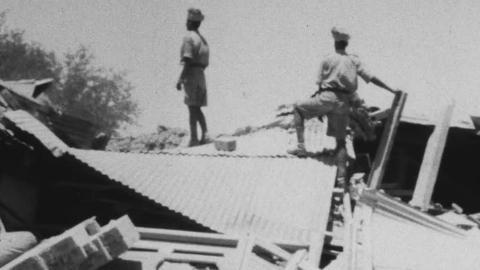 Quetta Earthquake, May 31st 1935