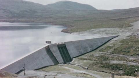 Spelga Dam
