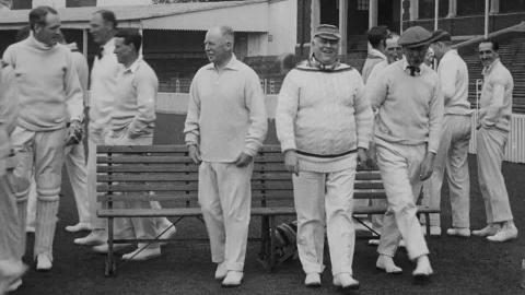MPs at the Wicket