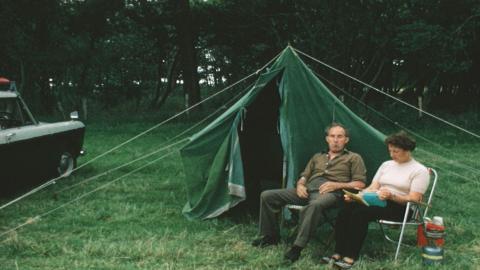 North Wales Camping Holiday