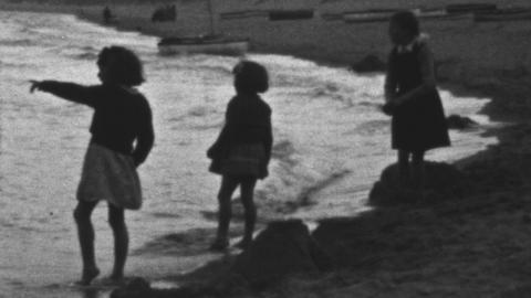 Aberdaron and Borth-y-gest - Whit Week 1951