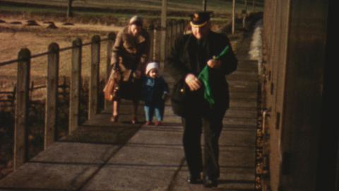 Jan 14 1965 Llanfyllin to Oswestry Branch Line
