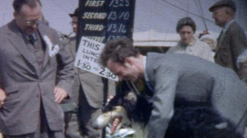 Blackpool Outdoor Dog Show 1960