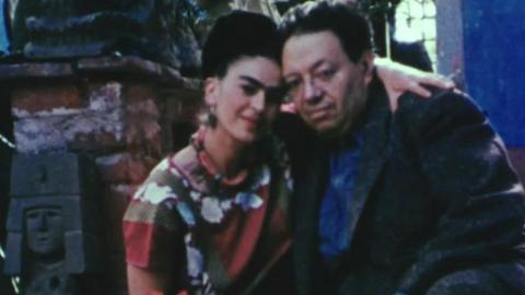 Frida Kahlo & Tina Modotti