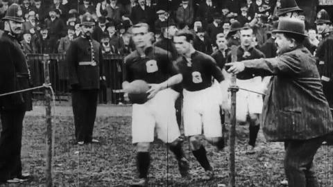 Cup Tie Final 1910