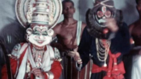 Rajputana, Jhalawar, Bundi & Katakali Dancers