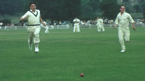 Cricket: Worcestershire v Yorkshire