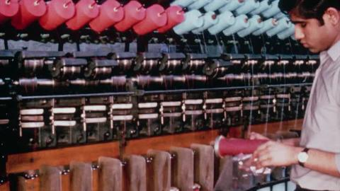 Fancy Yarn Production
