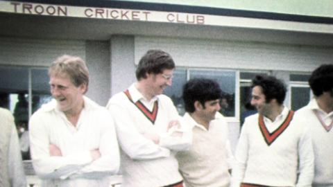 Troon Cricket Club