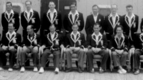 The MCC Expeditionary Force in Australia 1954-5
