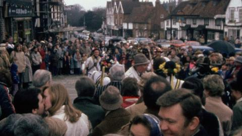 Harrow Marathon and Shrove Tuesday in Pinner