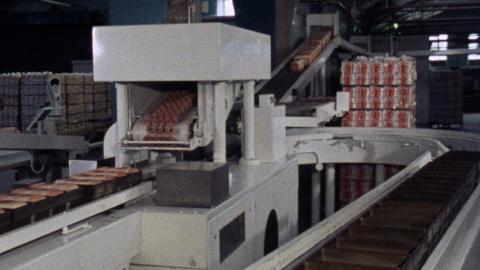 Spooner Automatic Bread Plant