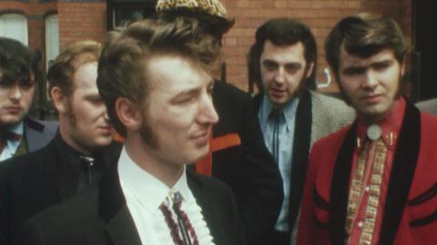 Birmingham Teddy Boys