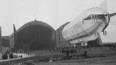 Airship No. 9