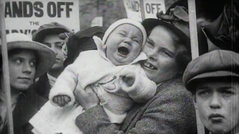 Hands Off Baby's Milk