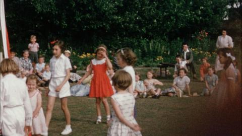 May Pole Dance July 1956; Picnic Trip to Finchley July 1956; London Zoo Aug 1956; Windsor Castle Sept 1956