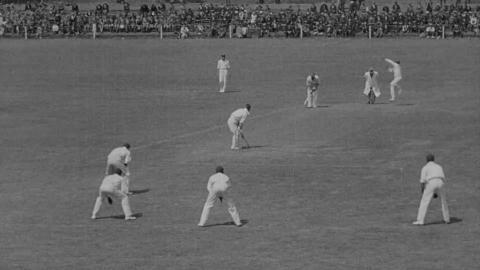 Cricket at Birmingham