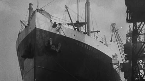 British Shipping Industry