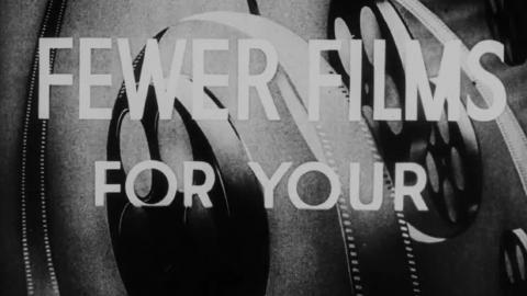 Film Tax Cinema Advertisement